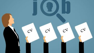 أخطاء كتابة السيرة الذاتية أو الـ CV